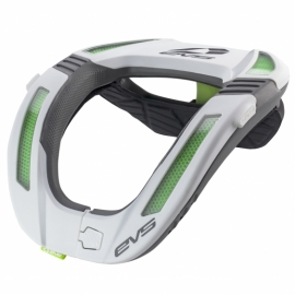 EVS R4 Koroyd Bambino bianco collare protettivo neck brace minicross