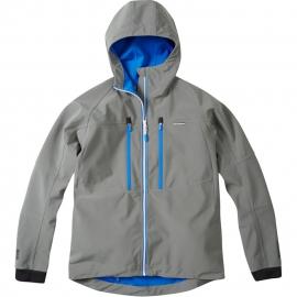 MADISON Zenith giacca  MTB impermeabile grigia