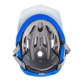 O'NEAL PIKE Bianco Blu casco MTB Enduro Freeride