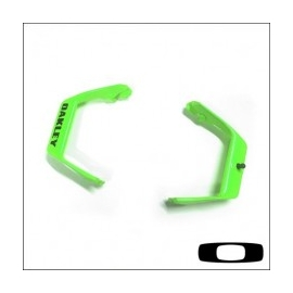 Oakley AirBrake MX Metallic Outrigger Kit Verde