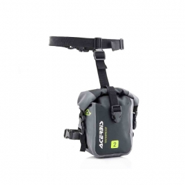 ACERBIS Borsello da gamba No Water Bag Trip Nero Grigio