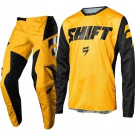Shift Whit3 Ninety Seven Giallo completo minicross bimbo ragazzo