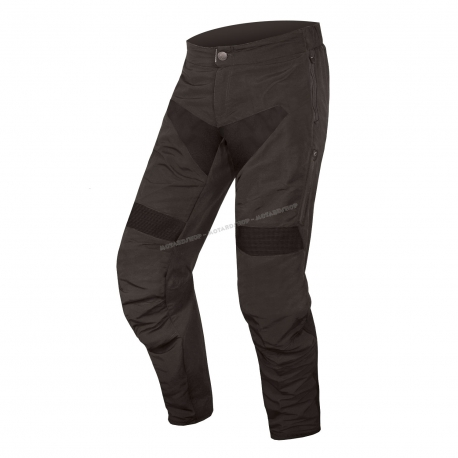 ENDURA SINGLE TRACK Pantalone lungo MTB Nero