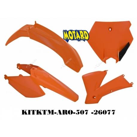 RTECH KIT PLASTICHE KTM SX 85 2006-2012