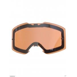 Oakley Lens Front Line Prizm™ Nero iridium Lente ricambio