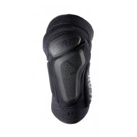 Leatt Knee Guard 3DF 6.0 Nere Coppia Ginocchiere Motocross Enduro Mtb Dh