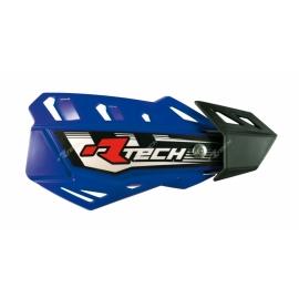 RTECH PARAMANI FLX Blu YZF MOTOCROSS ENDURO + kit montaggio