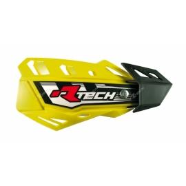 RTECH PARAMANI FLX Giallo MOTOCROSS ENDURO + kit montaggio