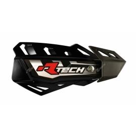 RTECH PARAMANI FLX Nero MOTOCROSS ENDURO + kit montaggio