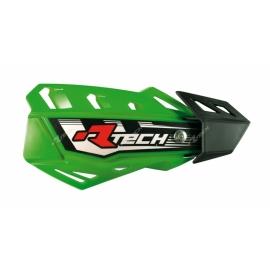 RTECH PARAMANI FLX Verde MOTOCROSS ENDURO + kit montaggio