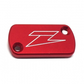ZETA COPERCHIO POMPA FRENO ANTERIORE Honda CR e CRF colore Rosso
