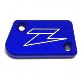 ZETA COPERCHIO POMPA FRENO ANTERIORE Yamaha YZ e YZF colore Blu