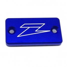 ZETA COPERCHIO POMPA FRENO ANTERIORE Kawasaki Kx e KXF colore Blu