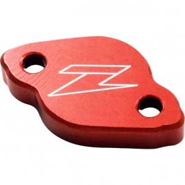ZETA COPERCHIO POMPA FRENO Posteriore Yamaha YZ e YZF WRF colore Rosso