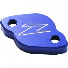 ZETA COPERCHIO POMPA FRENO Posteriore Yamaha YZ e YZF WRF colore Blu