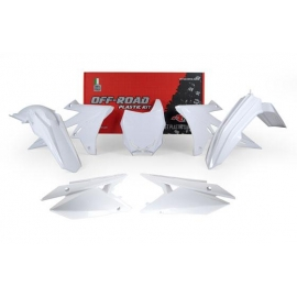 Kit Plastiche Suzuki RMZ 450 2018 Rtech Colore Bianco