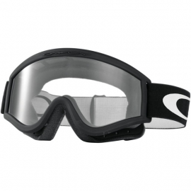 Maschera Motocross Oakley L Frame Nero Opaco OTG ENDURO MTB DH