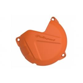 Protezione Carte Frizione KTM SXF e EXCF EXC 250 350 2017 2018 Plosport colore Arancio