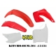 RTECH KIT PLASTICHE HONDA CR 125-250 2000-2001