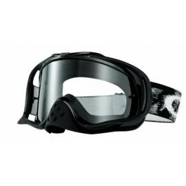 Oakley Crowbar MX jet nero speed  Lente chiara maschera Motocross Enduro Mtb