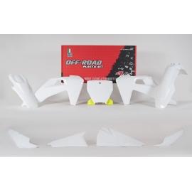 RTECH KIT PLASTICHE HSQ 2019 TC 125-250 FC 250-350-450 TX 125  TE 250-300  FE 250-350-450-501