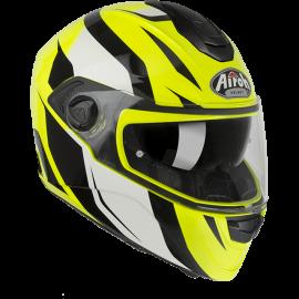Casco Integrale Airoh ST 301 TIDE giallo lucido moto strada