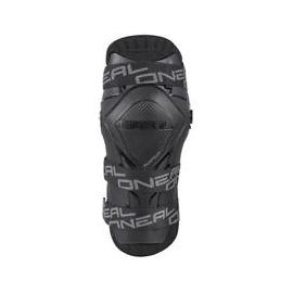 O'NEAL Pumpgun MX Carbon Look Coppia Ginocchiere MTB DOWNHILL