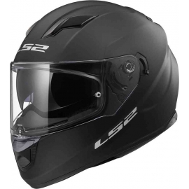 LS2 FF320 Casco integrale Stream Evo Black Matt scooter