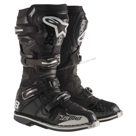 Alpinestars TECH 8 black 2019 Motocross Enduro Quad