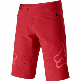 Pantaloncino MTB Cross Country FOX DEFEND  cardinal