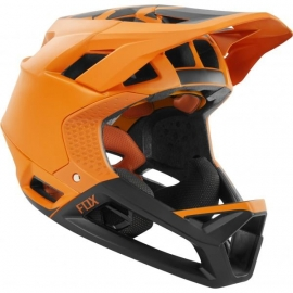Casco Enduro Downhill Mtb Fox  ProFrame orange matte