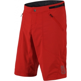 TROY LEE DESIGNS SKYLINE Pantaloncino rosso Mtb Enduro Dh