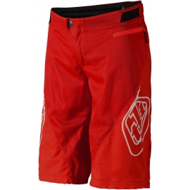TROY LEE DESIGNS SPRINT short rosso Mtb Enduro Dh