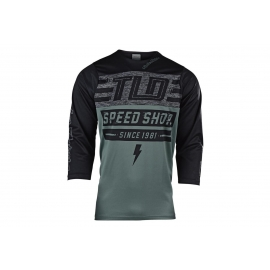 TROY LEE DESIGNS RUCKUS BOLT FATIGUE maglia maniche 3/4 MTB DH ENDURO