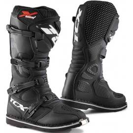 TCX X-BLAST black stivali motocross enduro quad