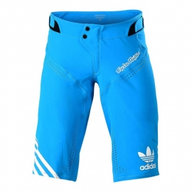 TROY LEE DESIGNS ULTRA ADIDAS TEAM  Pantaloncino blu Mtb Enduro Dh
