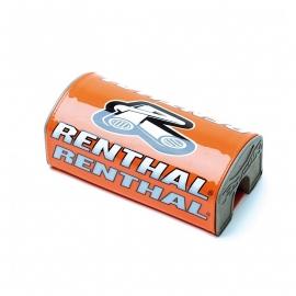 Renthal Fat Bar Pads arancione Protezione manubrio 28mm