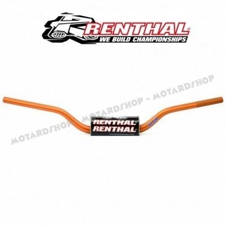 Renthal Manubrio Fatbar DUNGEY MCGRATH SHORT KTM Sx-f 125-450 / Orange