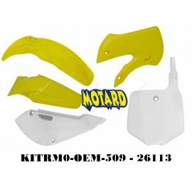 RTECH KIT PLASTICHE SUZUKI RM 65 2003-2008
