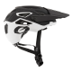 O'NEAL PIKE 2.0 nero bianco casco MTB Enduro Freeride