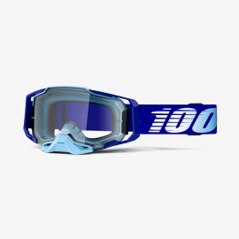 100% ARMEGA ROYAL lente chiara maschera Motocross Enduro Mtb Dh