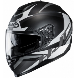 Casco integrale HJC C70 TROKY black moto da strada scooter