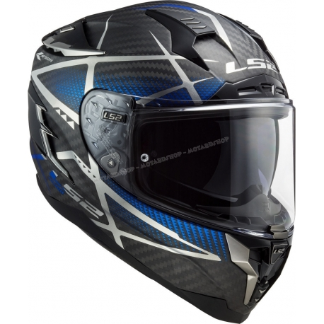 Casco integrale LS2 FF327 CHALLENGER CT2 KONIC Moto Scooter