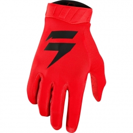 SHIFT 3LACK LABEL AIR GLOVES red motocross quad mtb