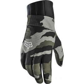 Guanto Motocross FOX DEFEND PRO FIRE green camo Enduro MTB Downhill