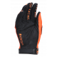 JUST1 J-FLEX  guanto arancio fluo motocross enduro quad