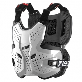 LEATT Chest Protector 3.5 WHITE pettorina Motocross Enduro Mtb Dh