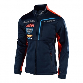 TROY LEE DESIGNS TEAM KTM polar fleece motocross enduro