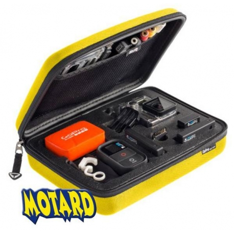 SP GADGETS P.O.V. CASE SMALL YELLOW