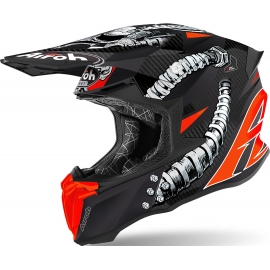 Casco AIROH TWIST 2.0 BOLT matt motocross enduro quad